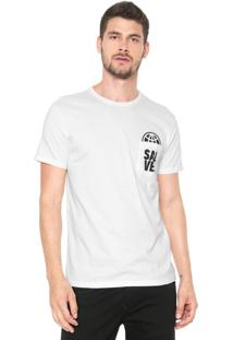 Camiseta Reserva Salve Off-White