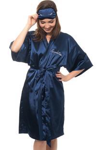 Robe Maria Escandalosa Azul
