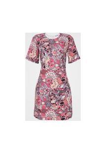 Vestido Feminino Chanel - Floral G