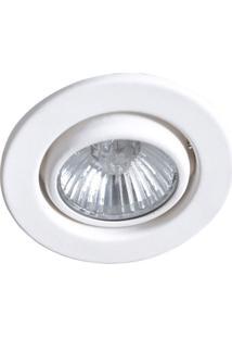 Spot Em Metal Pop 2,5Cmx7Cm Bella Iluminação - Caixa Com 10 Unidade - Branco
