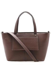 Bolsa Feminina Corello Mini Shopping Ali Eco Floater Corello Shopping Bag Marrom