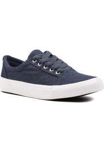 Tênis Casual Feminino Capricho Break Fun Low Azul