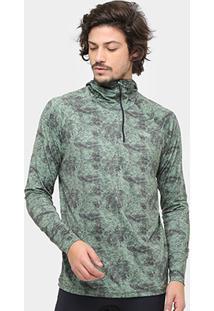 Camisa Surf Mormaii Dry Printed Masculina - Masculino
