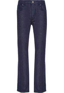 Calça Masculina Straight Gouda - Azul