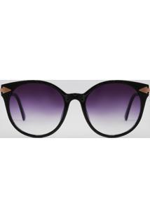 f65f5a0f3 R$ 59,90. CEA Óculos De Sol Redondo Feminino Oneself ...