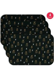 Jogo Americano Love Decor Wevans Presentes Kit Com 4 Pçs