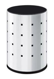 Cesto Alpha Em Inox Com 9,4 Litros De Capacidade - Brinox