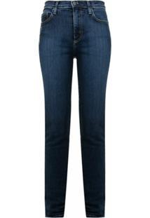 Nobody Denim Calça Jeans Skinny Culy Cintura Alta - Azul