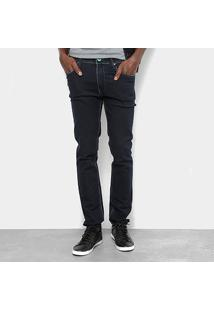 Calça Jeans Cavalera Harry Skinny Masculina - Masculino-Azul