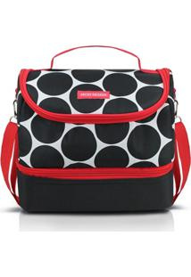 Bolsa Térmica Com 2 Compartimentos Jacki Design Dots