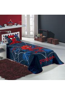 Colcha Infantil Matelassê Spider Man Lepper