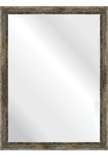 Espelho Demolição Cinza 58X78Cm