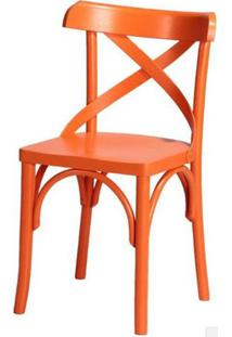 Cadeira Bristol Laranja 79 Cm (Alt) - 46018 - Sun House