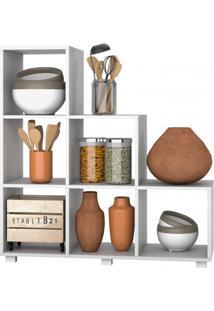 Estante De Cozinha Bmu 119 - Brv Móveis Elare