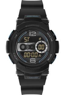 Relógio Digital Mormaii Feminino - Mo9480Aa/8P Preto