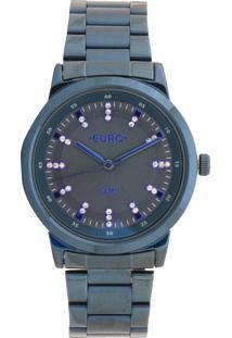 Relógio Euro Eu2036Yli/4A Azul
