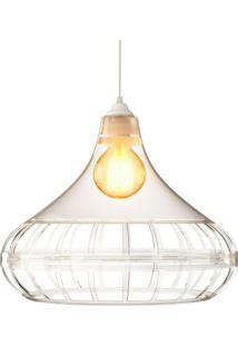 Luminária Pendente Spirit Combine 1440 Transparente