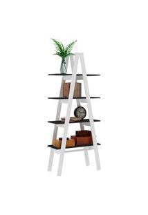 Estante Escada Decorativa Movelbento Rt 3048 Design 4 Prateleiras