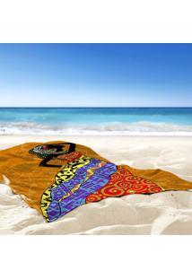 Toalha De Praia / Banho Africana