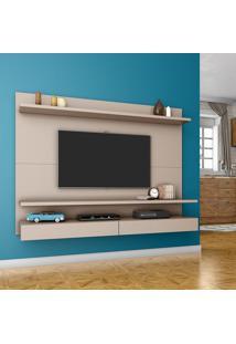 Home Suspenso Para Tv Com Gaveta Pa15 Dalla Costa