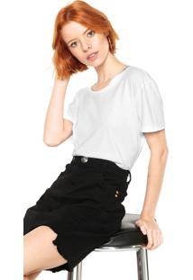 Camiseta Calvin Klein Jeans Lisa Branca
