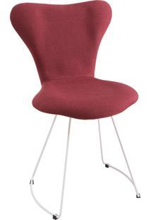 Cadeira Jacobson 1076 Vinho Daf