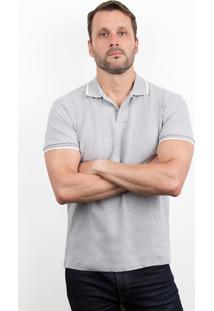 Camisa Polo 4You Cinza