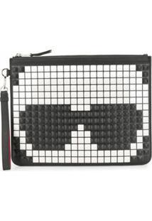 Karl Lagerfeld Clutch K/Pixel - Preto