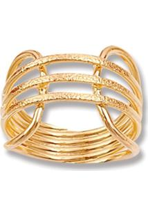Anel Le Diamond Julia Dourado - Kanui