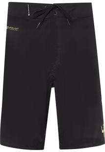 Bermuda Masculina Surf Over Superlight - Preto