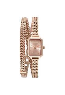 Relógio Technos Feminino Analógico Rosé 5Y20Iw1T