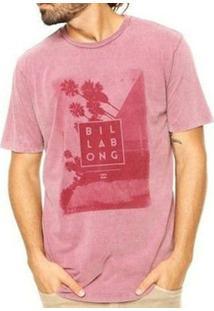 Camiseta Daggers -Billabong Masculina - Masculino