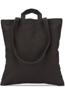 Cabas Foldable Flat Bag - Cinza