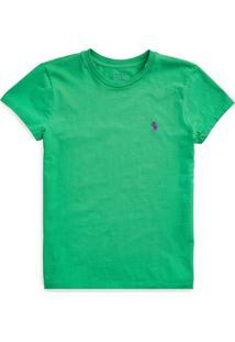 Camiseta Polo Ralph Lauren Reta Verde