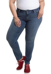 Calça Jeans Levis 711 Skinny Plus Size - 16Xm