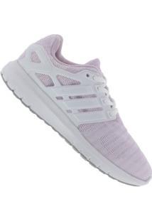 008ef1b20 ... Tênis Adidas Energy Cloud V - Feminino - Rosa Cla/Branco