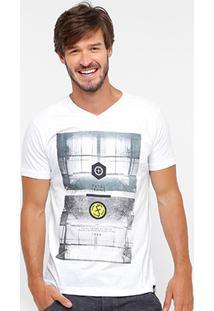 Camiseta Fatal Print Masculina - Masculino