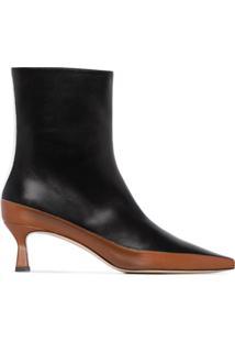 Wandler Ankle Boot Bente Preta - Preto