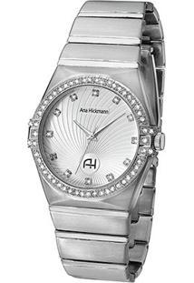 Relógio Champion Analógico Ah28188Q Feminino - Feminino-Prata