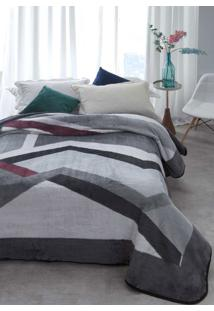 Cobertor Casal Jolitex Kyor Plus Amalfi