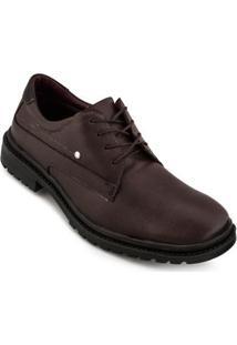 Sapato Casual Mr. Light Amsterdã Masculino - Masculino-Marrom