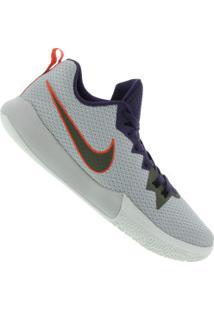 Tênis Nike Zoom Live Ii - Masculino - Cinza Claro