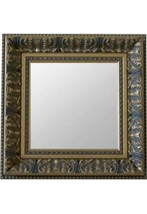 Espelho Moldura 16165 Dourado Art Shop