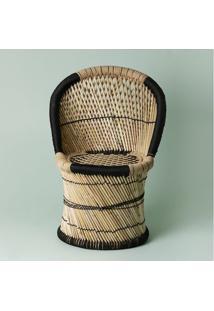 Cadeira Tegal Cor: Preto - Tamanho: Único