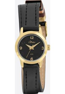 Relógio Feminino Condor Co2035Kxb2P