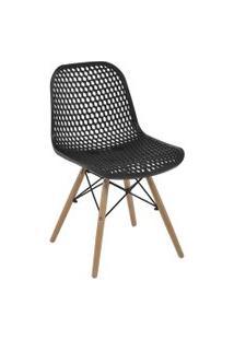 Cadeira Eloisa Preta Rivatti