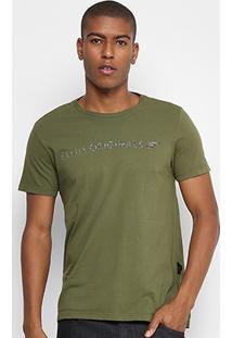 Camiseta Ellus Originals Masculina - Masculino