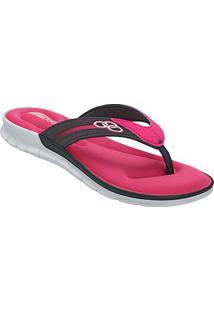 Chinelo Olympikus Venice Feminino - Feminino-Pink