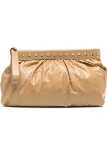 Isabel Marant Clutch Luz - Neutro