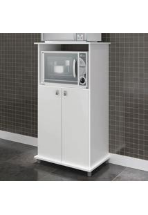 Armário De Cozinha 2 Portas Am 1010 Branco - Móvel Bento